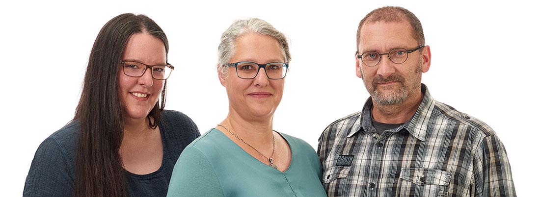 Ganter und Neher Tiefborservice in Reutlingen - das Team